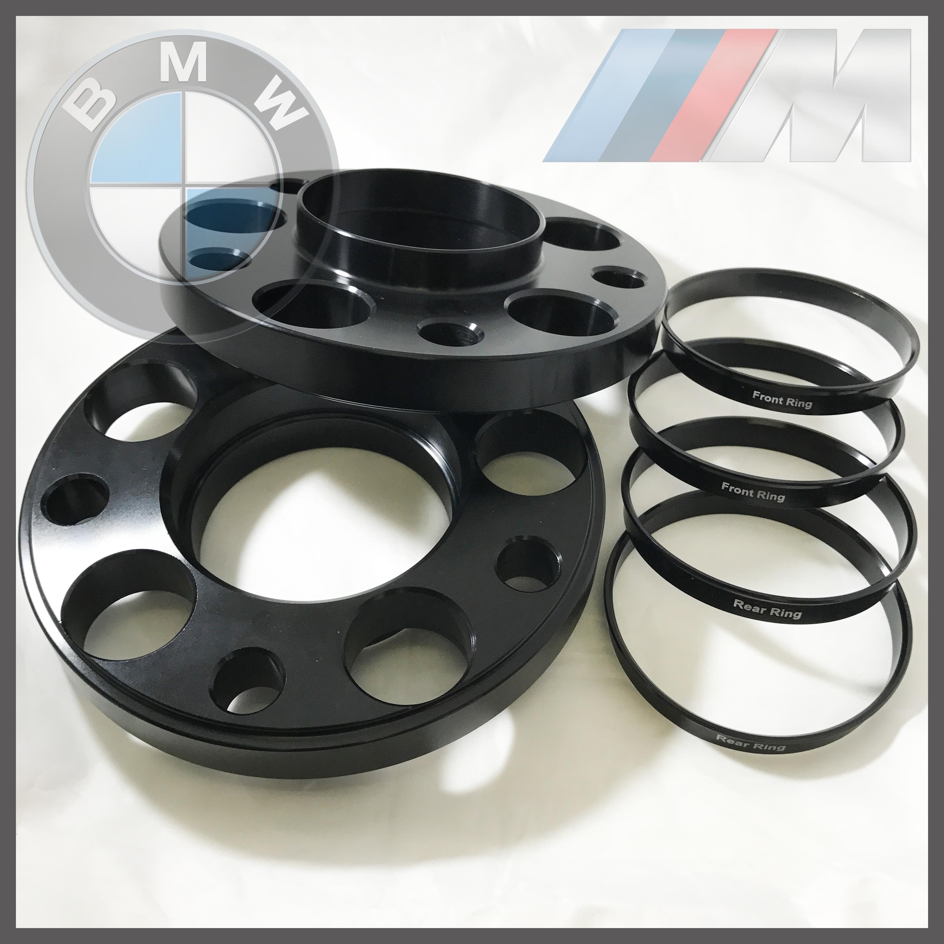 bmw 12mm wheel spacers e90 e91 e92 e93 m3 e46 e60 e63 e82 e83 e85 e87 m6 z3 z4 ebay. Black Bedroom Furniture Sets. Home Design Ideas