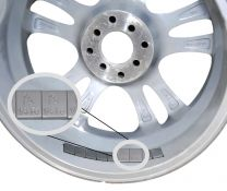 Wheel Weight - Tape (Steel) - 1/4 Oz. Low Profile (52 3 Oz Strips)