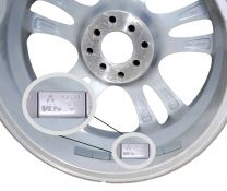 Tape [Steel] | 1/2 Oz. Low Profile [52- 3 Oz Strips] [Zinc] (Wheel Weights)
