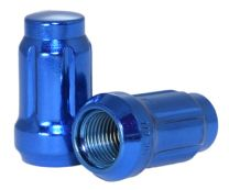 Spline Lug Nut | Car [6 Sided] 1/2 [Blue]