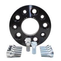 Wheel Spacer - Bolt-On Spacer Kit - 5x120 (30mm) 74.1m w/M14 1.5 Bolt
