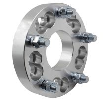 Wheel Adapter - 6061 Billet Aluminum - 5x135/5.0-5x5.5 (1.25) 87.10 CB (M14 1.5)