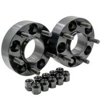 Wheel Adapter - 6061 Billet 2 and 4 Pack - (2) 5550-5550H-E