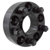 Wheel Adapter - 6061 Billet Aluminum - 5x5.50-5x5.50 (2.00) HC 77.8m (9/16)