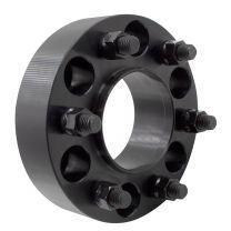 Wheel Adapter - 6061 Billet Aluminum - 6x5.50-6x5.50 (1.75) HC 77.8m (M12 1.25)