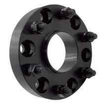 Wheel Adapter - 6061 Billet Aluminum - 6x5.50-6x5.50 (1.25) HC 77.8m (M12 1.25)