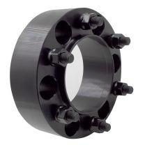 Wheel Adapter - 6061 Billet Aluminum - 6x5.5-6x5.5 (2.0) 106 CB (M12 1.5 )
