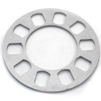 Wheel Spacer - Die Cast Aluminum - 5 Lug (100mm/4.25-120mm/4.75 )(5mm or 3/16)