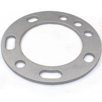 Wheel Spacer - Die Cast Aluminum - 7 Lug (150mm BC) - 6mm / 1/4 Thick