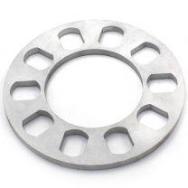 Wheel Spacer - Die Cast Aluminum - 5 Lug (100mm/4.25-120mm/4.75 )(8mm or 5/16)