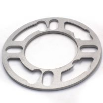 Wheel Spacer - Die Cast Aluminum - 4/5 Lug (100mm/4.25-120mm/4.75 )(5mm or 3/16)