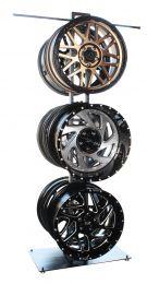 "Wheel Display - Wheel Tree - 6 Wheels (13"" to 24"")"