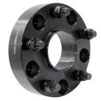 Wheel Adapter - 6061 Billet Aluminum - 5x5.50-5x5.50 (1.50) HC 77.8m (M14 1.5)