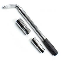 Tools - Wrenches - Monkey Wrench(Thin Wall Flip Socket 17-19mm&13/16-7/8)(Box)