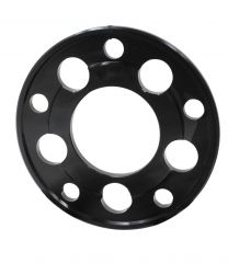 Wheel Spacer - 6061 Billet Aluminum - 5 on 130mm - 8mm - 71.5 ID
