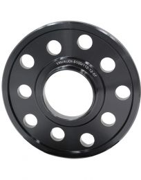 Wheel Spacer - 6061 Billet Aluminum - 5-100/112 (12mm) 57.10 (Collar)