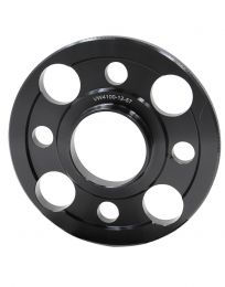 Wheel Spacer - 6061 Billet Aluminum - 4 on 100mm - 12mm - 57.10 OD/ID (Collar)