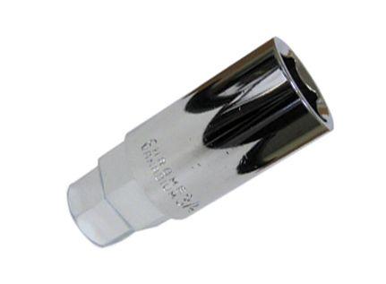 Tools | Thin Wall Sockets 3/4 Socket w/ 7/8 and 3/4 Hex [3/8 Drive] - 27.3mm/1.07 OD