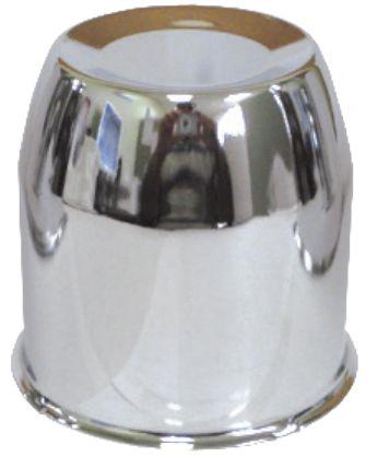 Cap - Push Thru Steel - 2.950 Bore