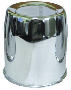 Cap - Push Thru Steel - 3.300 Bore