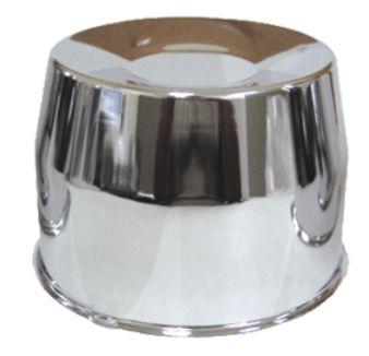 Cap | Push Thru Steel 5.150 Bore [Short] (Wheel Caps)