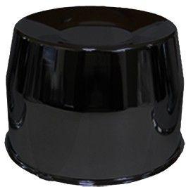 Cap - Push Thru Steel - 5.150 Bore (Short)(Blk)