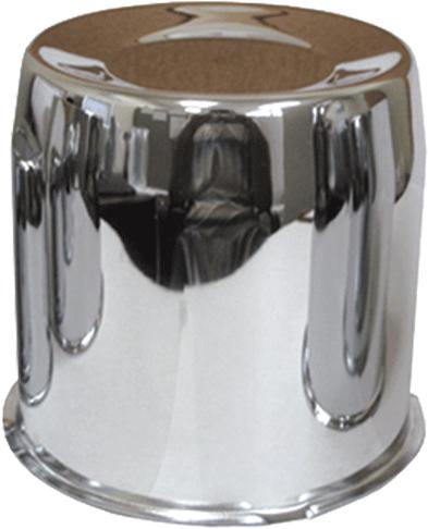 Wheel Cap | Push Thru Steel  5.150  Bore  10964