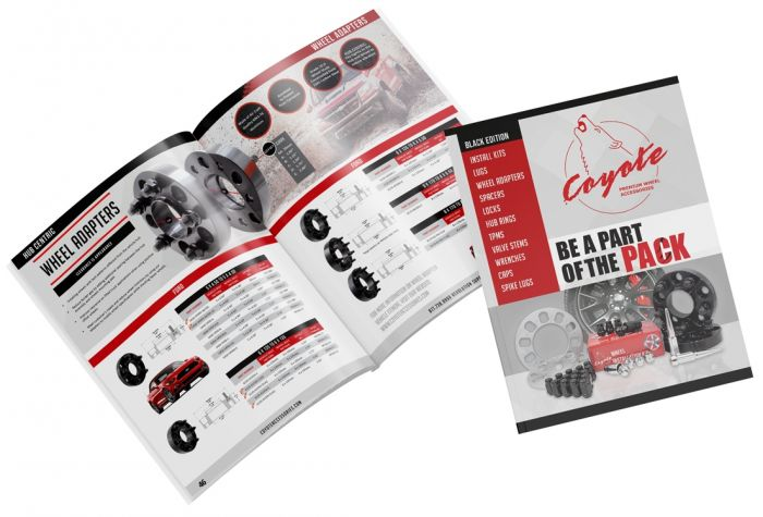 Marketing Materials - Catalog - Coyote Catalog 2019
