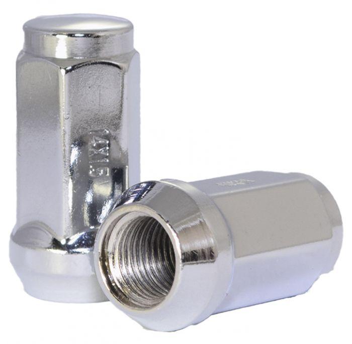 Lug Nut | XL Bulge Acorn 1.90 Long [3/4 Hex] 14mm 2.00