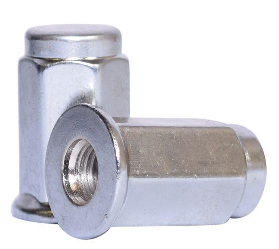 Lug Nut - Flat Seat (17mm ) - M10 1.25