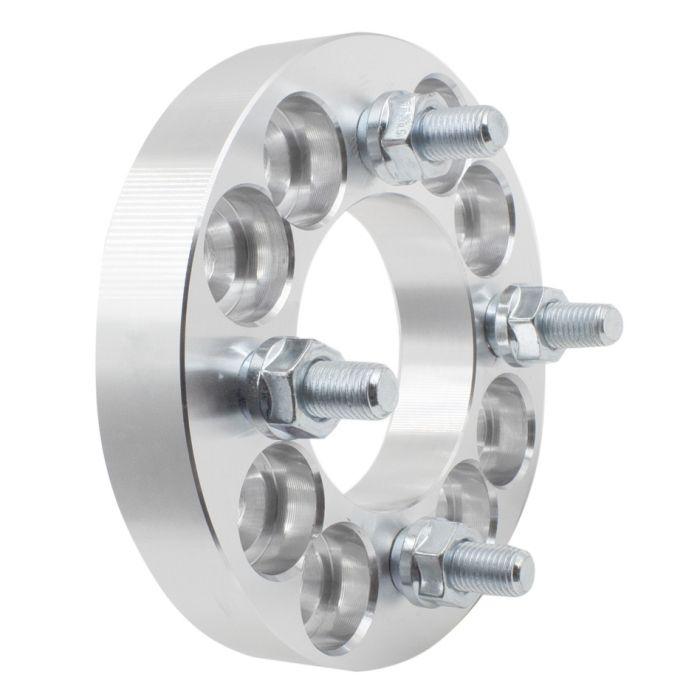 Wheel Adapter - 6061 Billet Aluminum - 4x4.25/4.50-4x100 (1.00) 74m CB (M12 1.5)