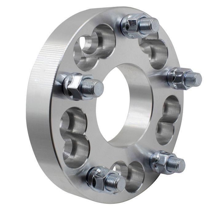 Wheel Adapter - 6061 Billet Aluminum - 5x135/5.50-5x135 (1.25) 87.1 CB (M12 1.5)