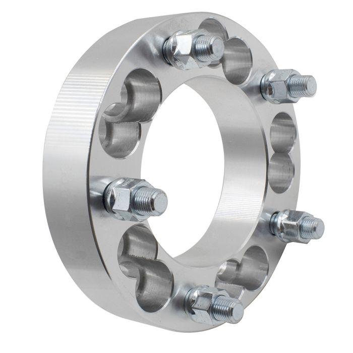 Wheel Adapter - 6061 Billet Aluminum - 5x150/5.50-5x150 (1.5) 110 CB (M14 1.5)