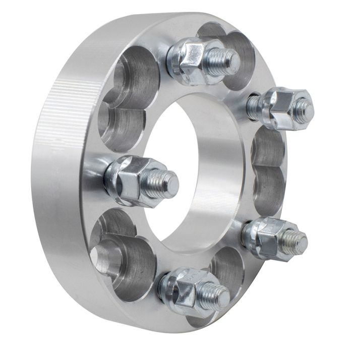 Wheel Adapter - 6061 Billet Aluminum - 5x4.5/4.75-5x4.5 (1.25) 74.1 CB (M12 1.5)