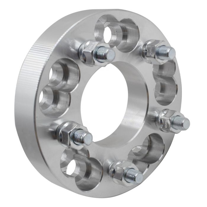 Wheel Adapter - 6061 Billet Aluminum - 5x5.00/5.5-5x4.75 (1.25) 87m CB (M12 1.5)