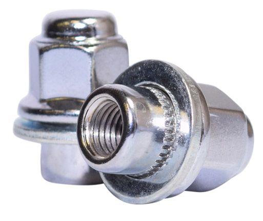 OE Style Lug Nut | Nissan w/Washer 12mm 1.25 (Lugs)