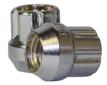 601145 Spline Lug Nut | OE Car [6 Sided] 12mm 1.50 Lugs