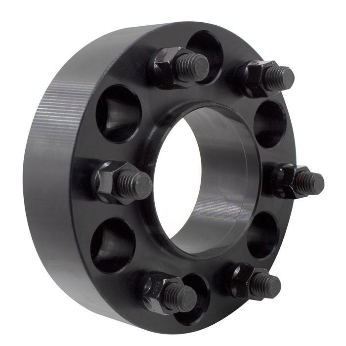 Wheel Adapter - 6061 Billet Aluminum - 6x5.5-6x135(1.75)HC ID 78/OD 87 (M14 1.5)