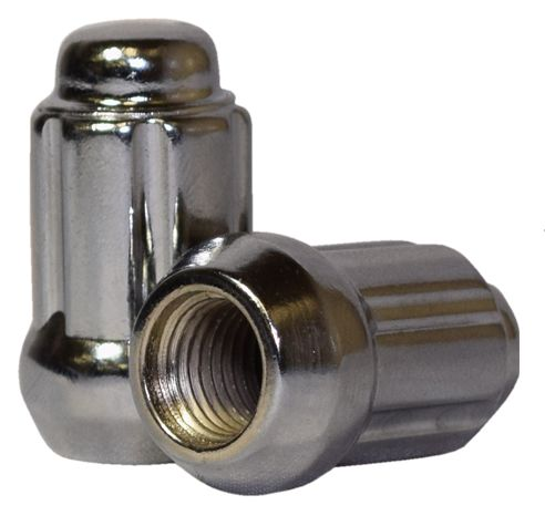 641142 Spline Lug Nut   Car [6 Sided] 1/2 Lugs