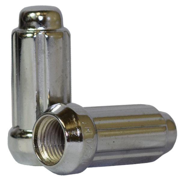 641142XL Spline Lug Nut | XL Car [6 Sided] 1/2 Lugs