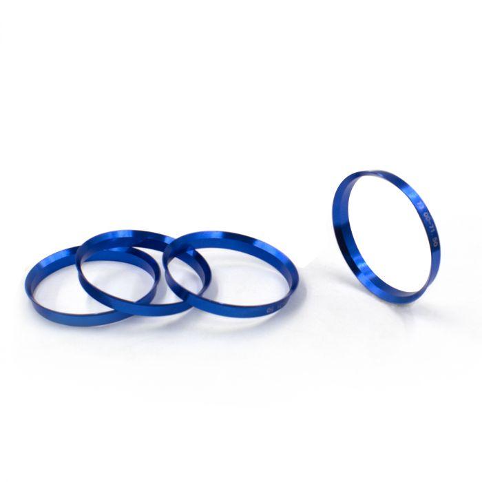 Hub Ring - 73mm OD (4 Pack) - 57.10mm ID (Metal)