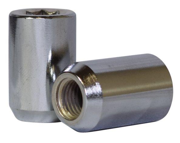Tuner Lug Nut - Car (8 Sided) - 1/2