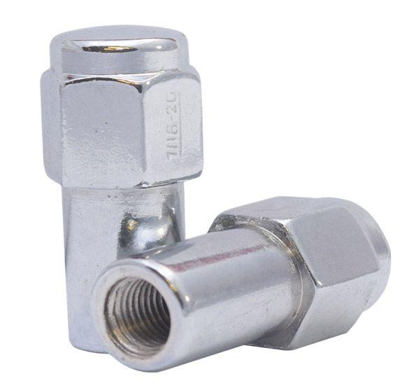 812111 Lug Nut   Std Mag .75 Shank [13/16 Hex] 1/2 Lugs