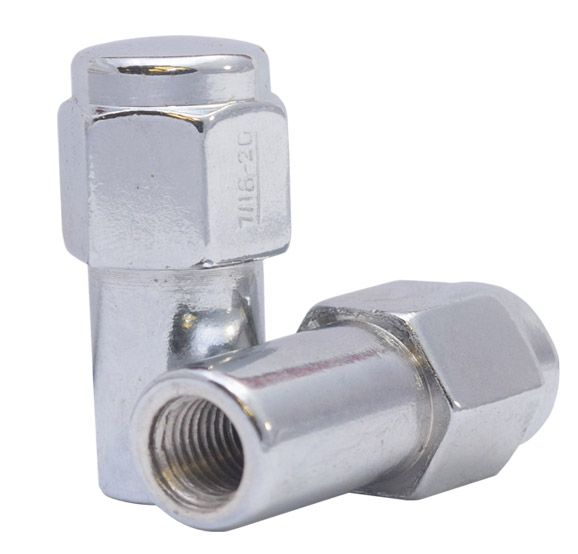 812116 Lug Nut   Std Mag .75 Shank [13/16 Hex] 12mm 1.50 Lugs