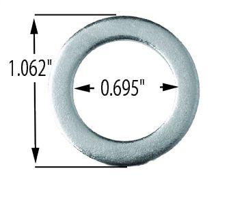 Wheel Washer - Std Mag