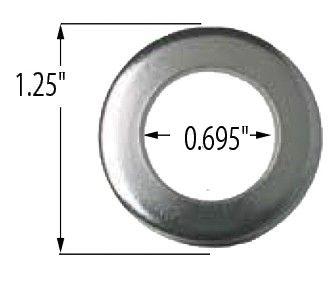 Wheel Washer - Cragar On Center - Chrome
