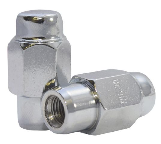 812123 Lug Nut   Short Mag .50 Shank [13/16 Hex] 1/2 Lugs