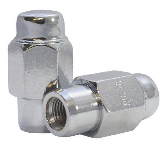 812133 Lug Nut   Short Mag .50 Shank [13/16 Hex] 12mm 1.50 Lugs