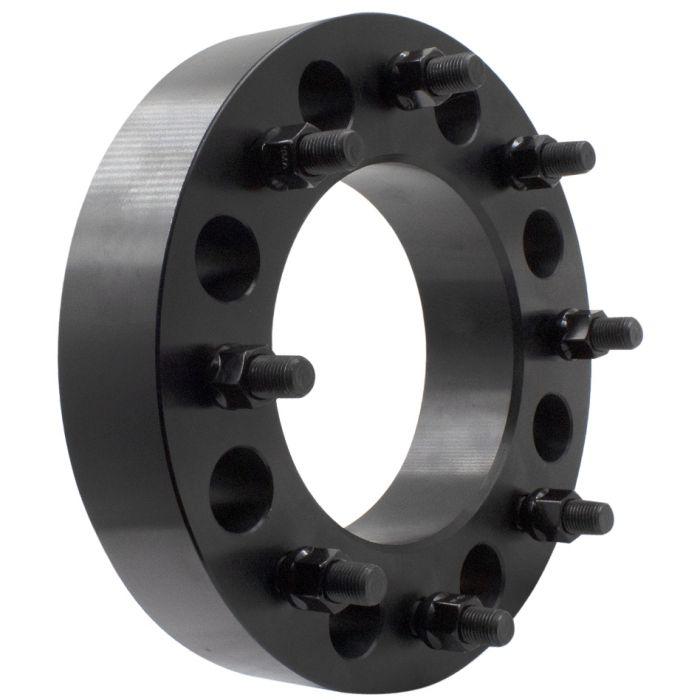 Wheel Adapter - 6061 Billet Aluminum - 8x200-8x200 (2.0) HC 142.0 (M14 1.5)