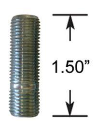 Wheel Stud - Thread In - M12 1.5 (1.5 Long)